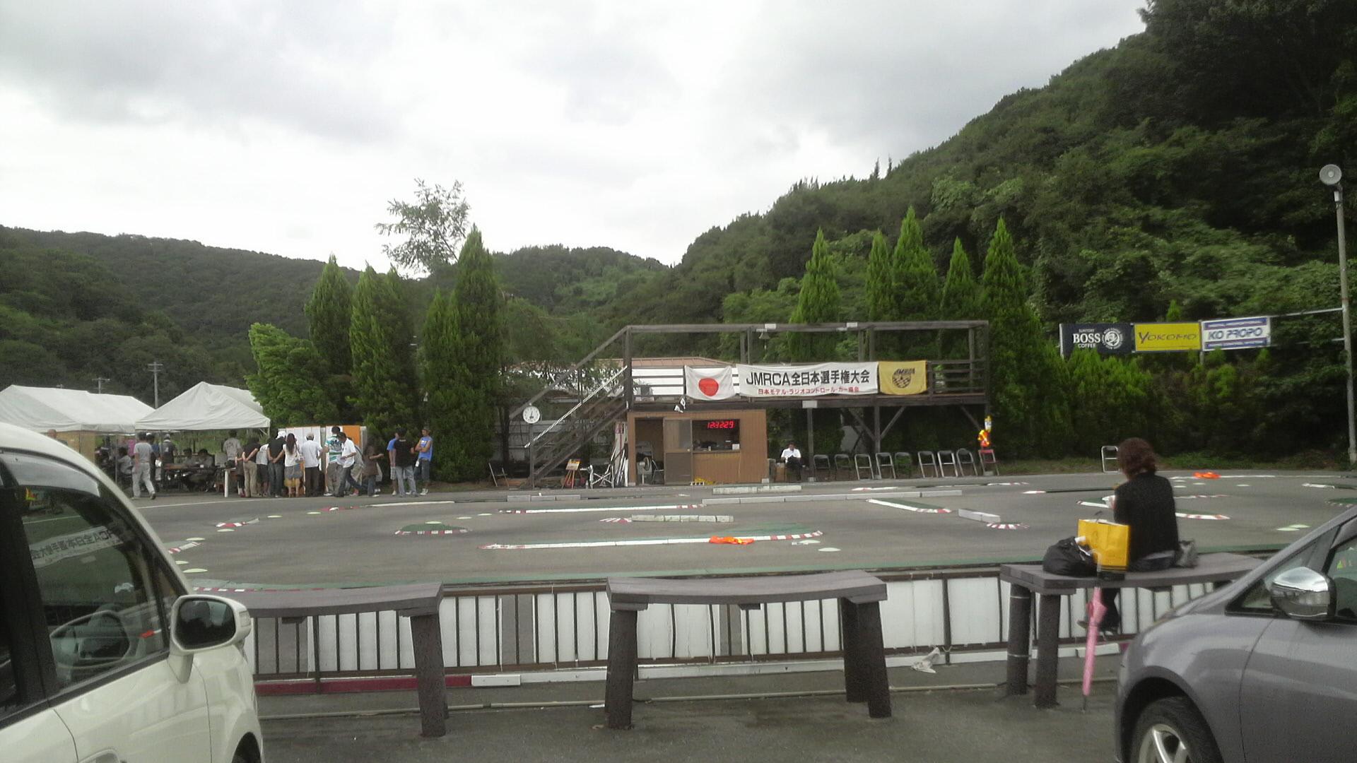 全日本観戦(;<br />  ´д`)